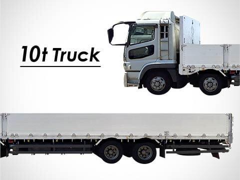 【関連記事】10トントラック!燃費やレンタル料金、運転のコツ!大型トラック活用術