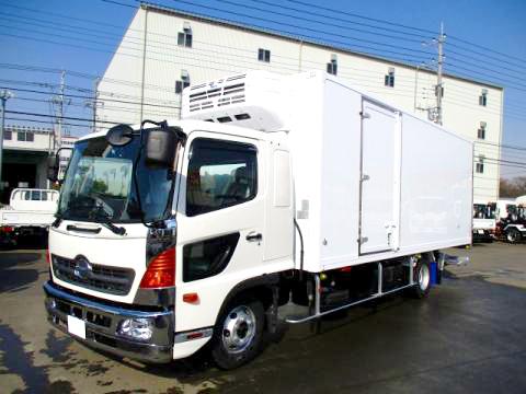 4トン冷凍車(冷蔵車)