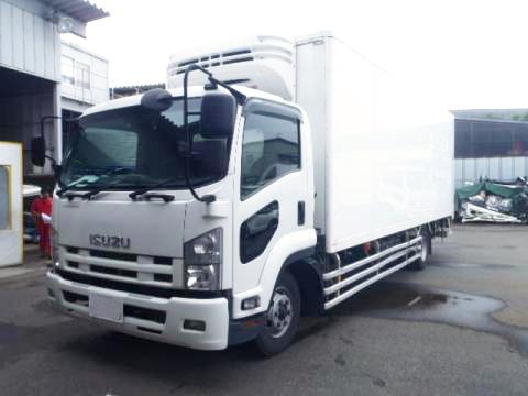 増トン冷凍車(冷蔵車)