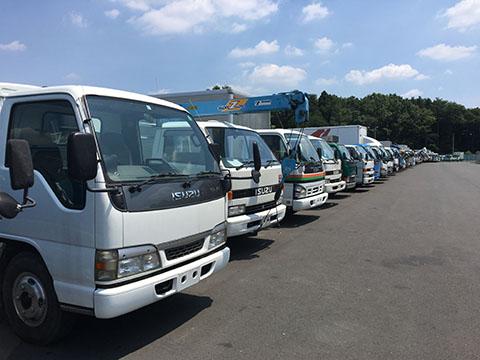 【関連記事】中古トラックのオークションとは?参加資格や買取業者とのちがいをご紹介!